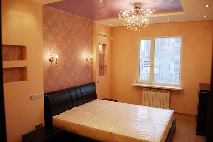 Фото ремонтов спальни своими руками